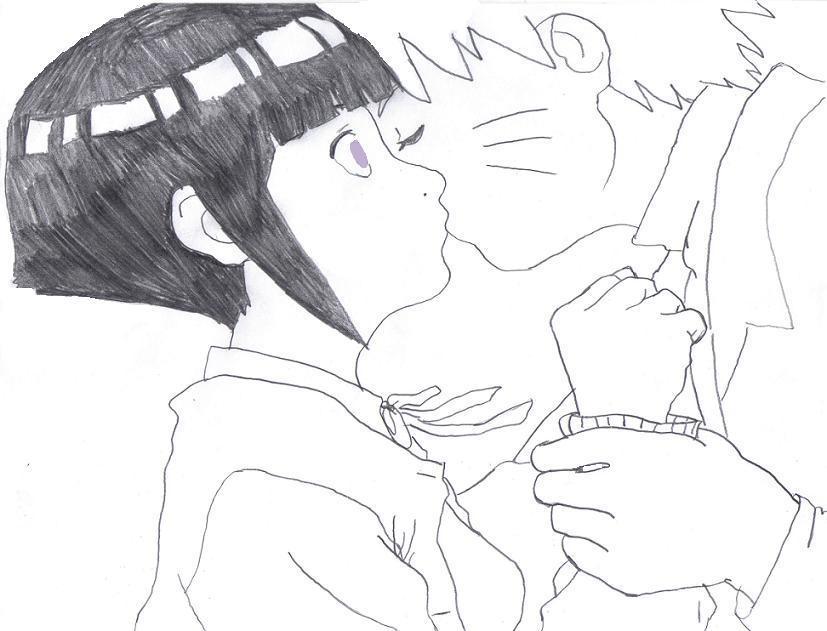 Hinata's surprise by alchemest1