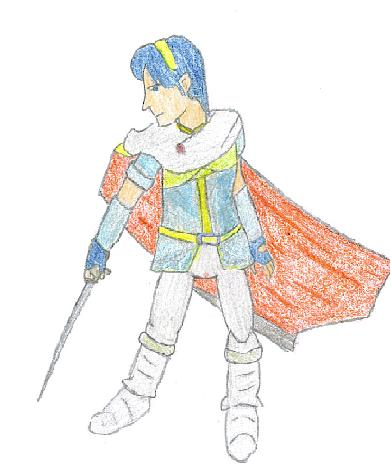 Marth by all_powerful_aussie