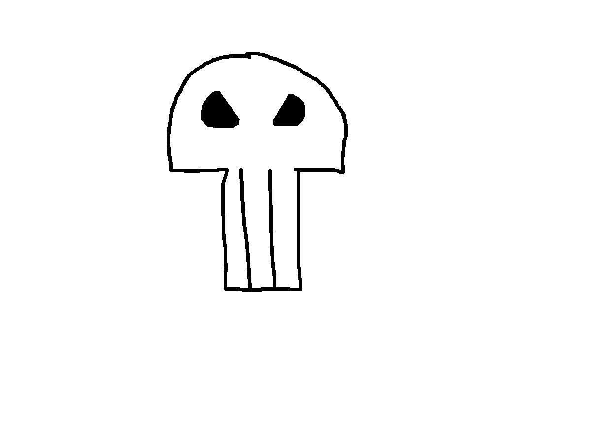 skull by allgrl1014