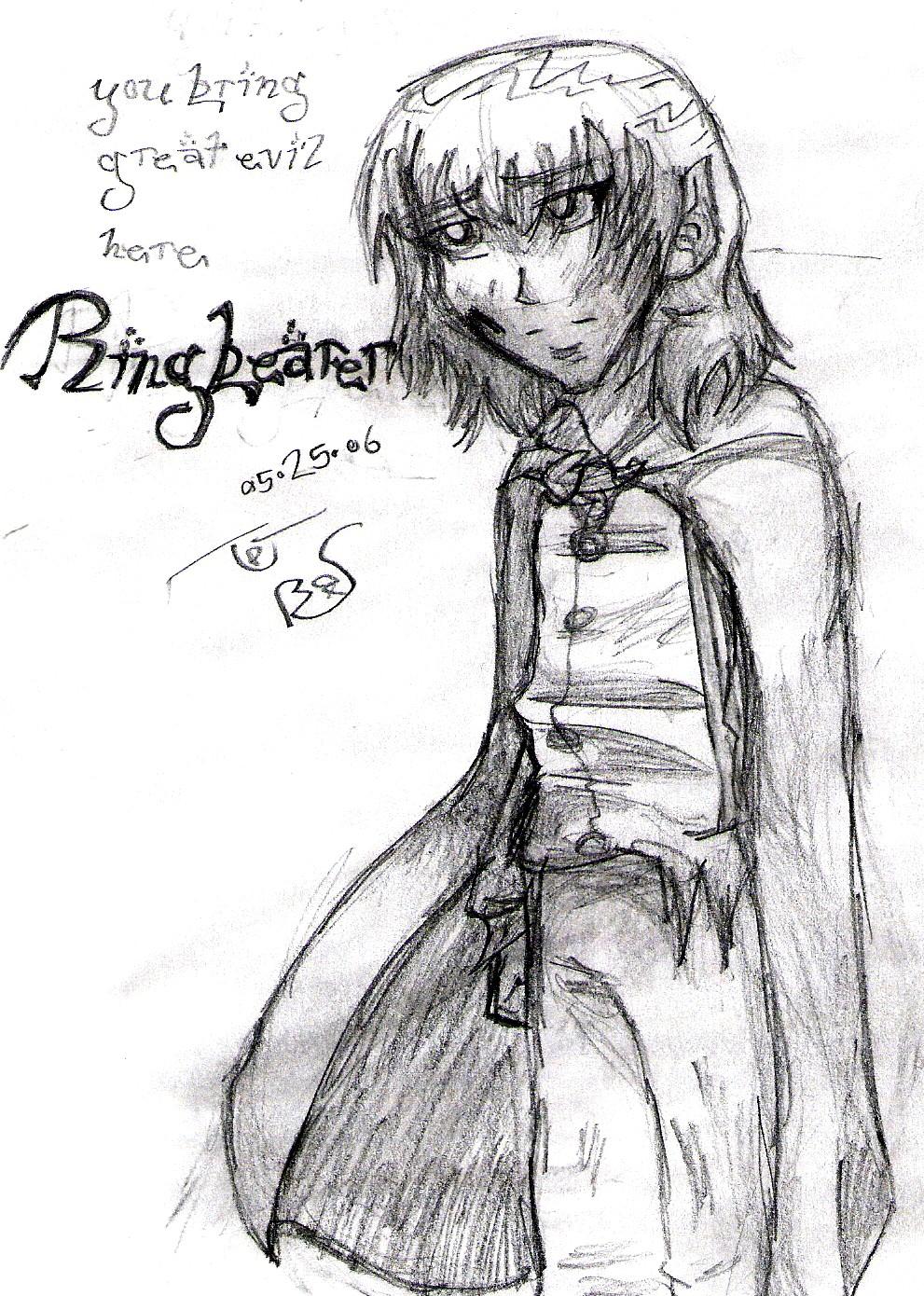 Ringbearer by alternate_ending