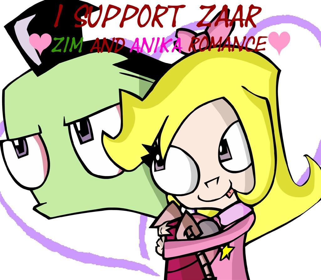 I Support ZAAR by amelia