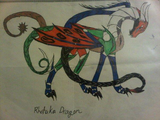 rhotuka dragon by anaithehedgehog1