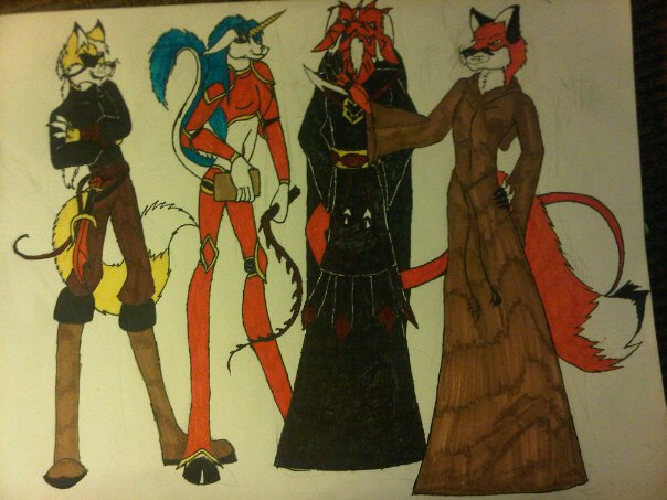 devious minds (runescape anthro) by anaithehedgehog1