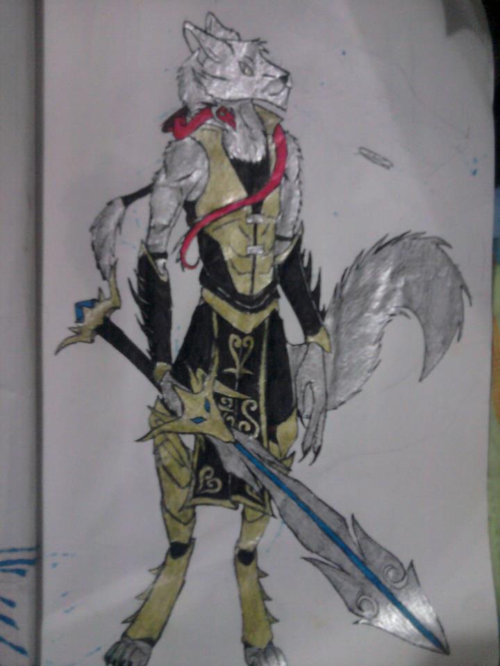lord gondrak seergaze by anaithehedgehog1