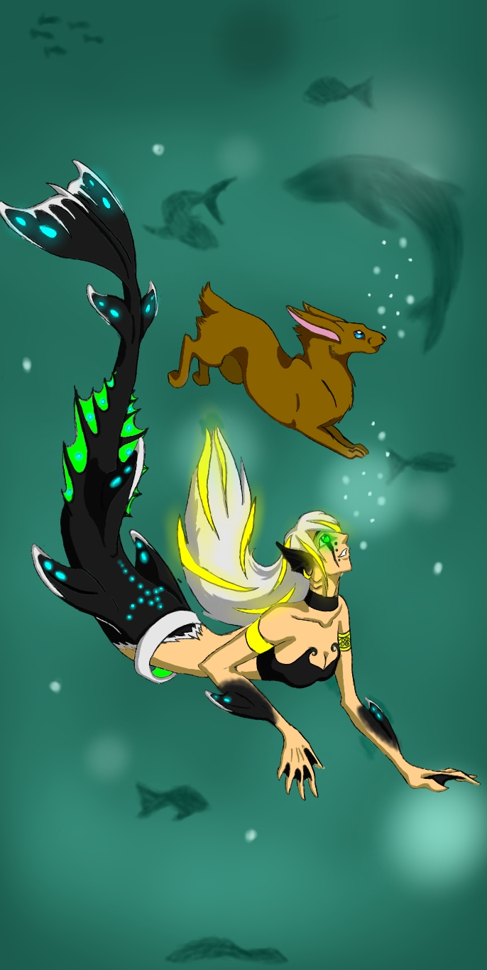undersea by anaithehedgehog1