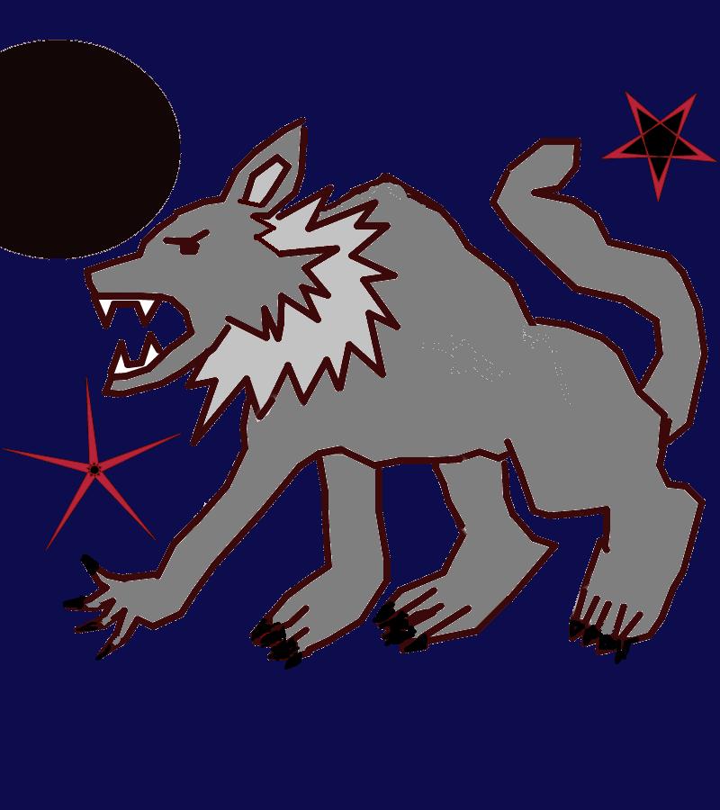 werewolf by andybaker