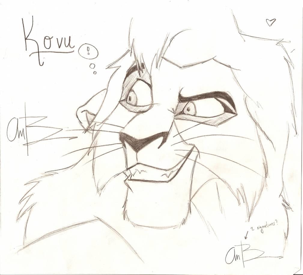 Kovu! by andycb2000