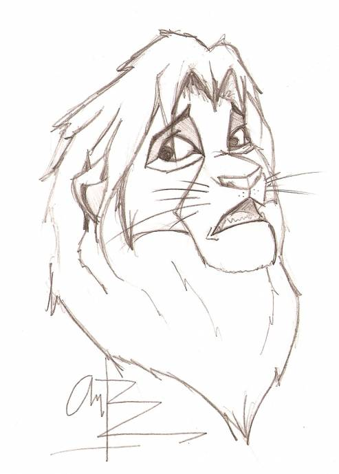 Simba by andycb2000