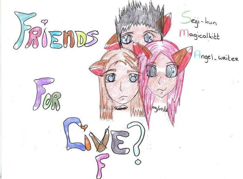 friends by angel_writer