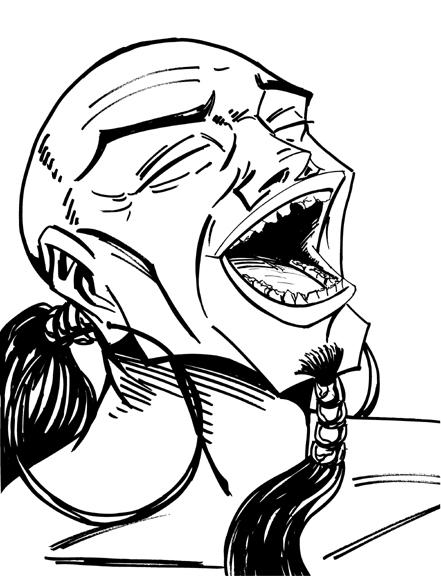 Happy Genie! by animark