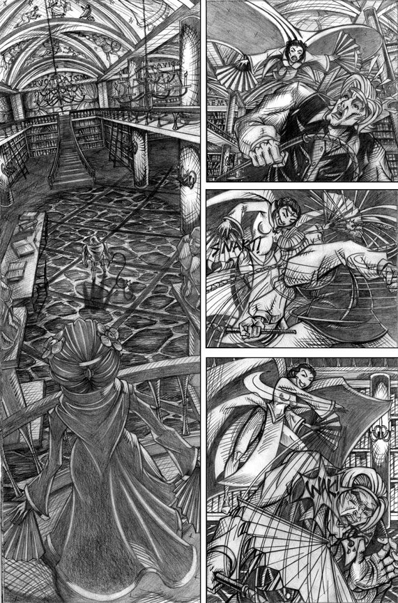 Castlevania sequence by animark
