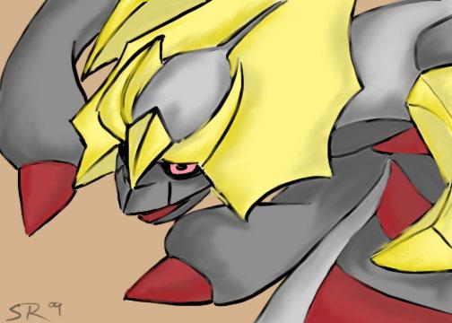 Giritina by anime_slacker