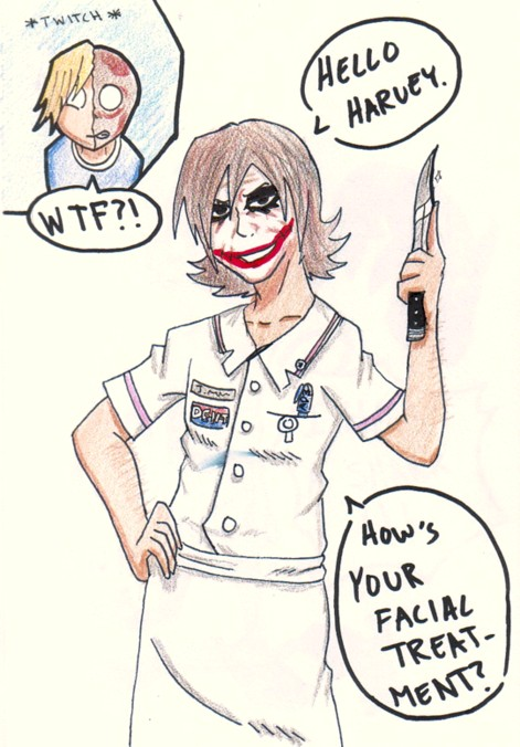Not The Nurse I'm Looking For... by animefanatic