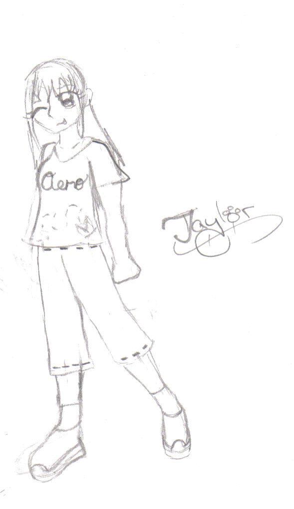 Taylor by animefreak95