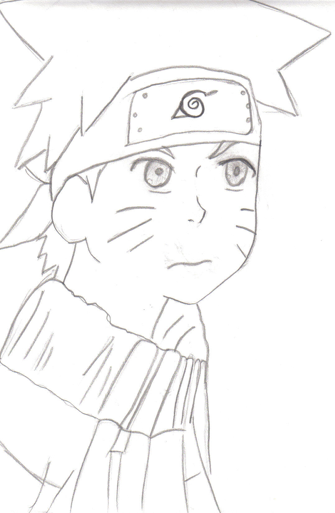 Naruto Uzumaki by animefreak95