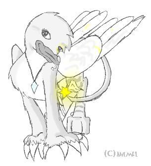 Flirty Quackamodoph by animel