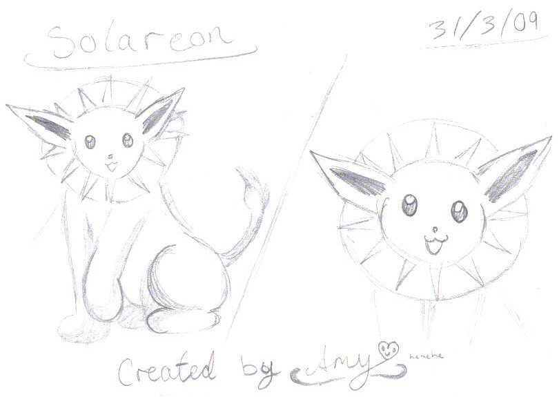 Solareon by animespring