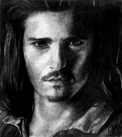 Orlando Bloom by anngelik