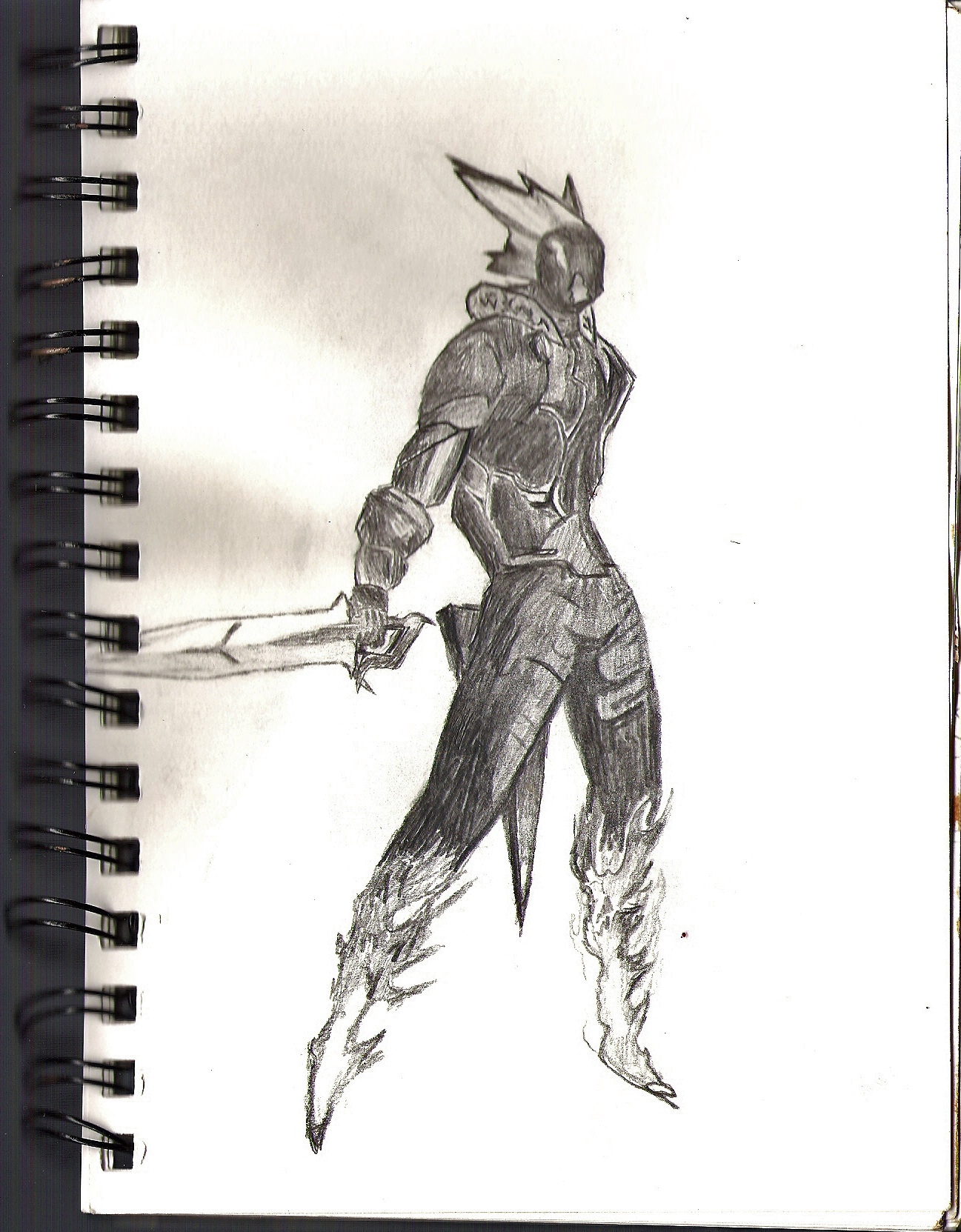 Sword Legion by archangel