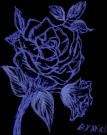blue by ariel