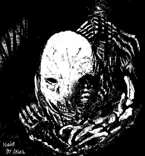 Night by ariel
