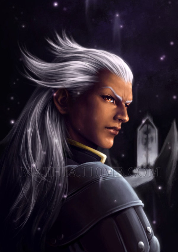 Ansem, Seeker of Darkness by arkoniel