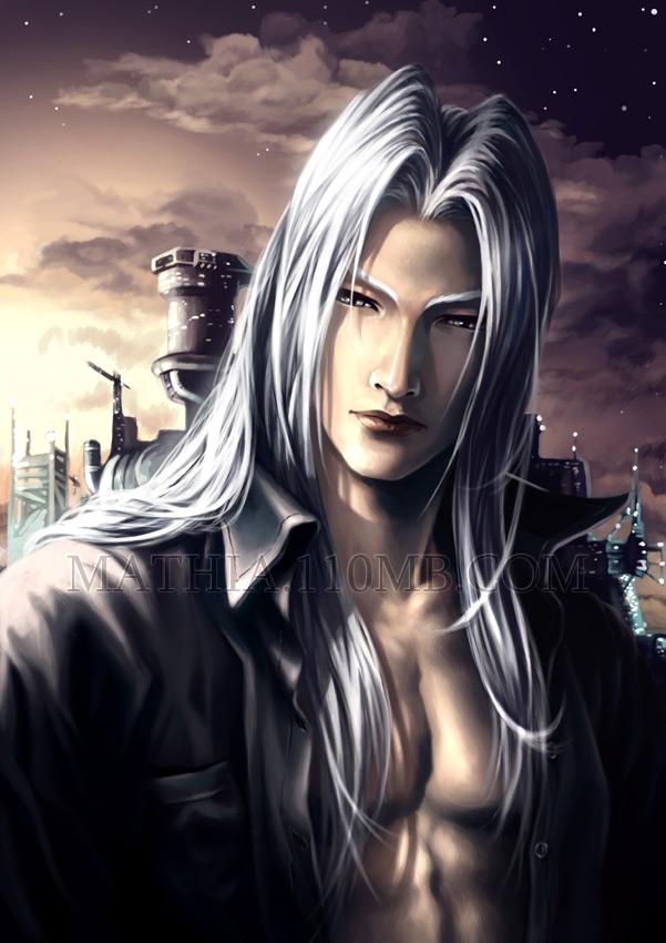 Sephiroth by arkoniel