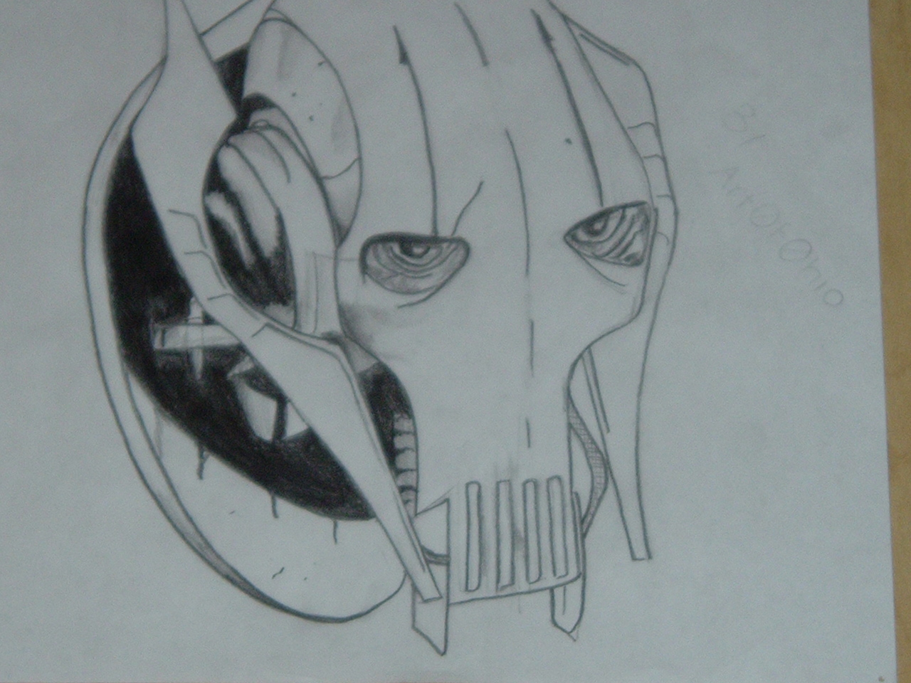 General Grievous by art0f0hio