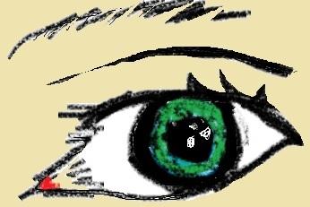 eye by artfreakjess1