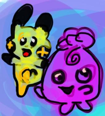 pokemon todler play by artfreakjess1