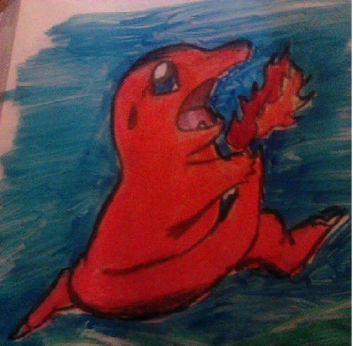 run charmander by artfreakjess1