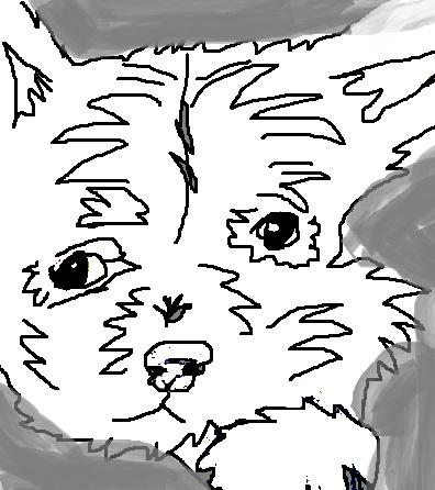 dog by artfreakjess1