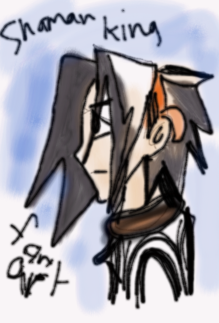 Shaman king by artfreakjess1