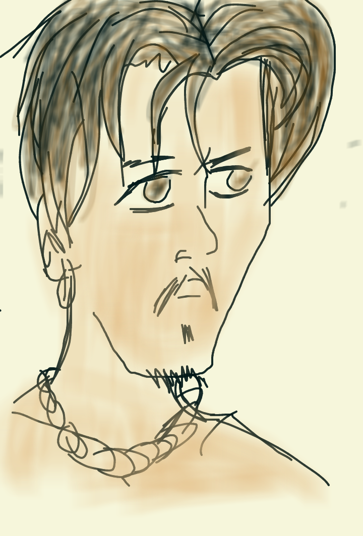 Johnny depp by artfreakjess1