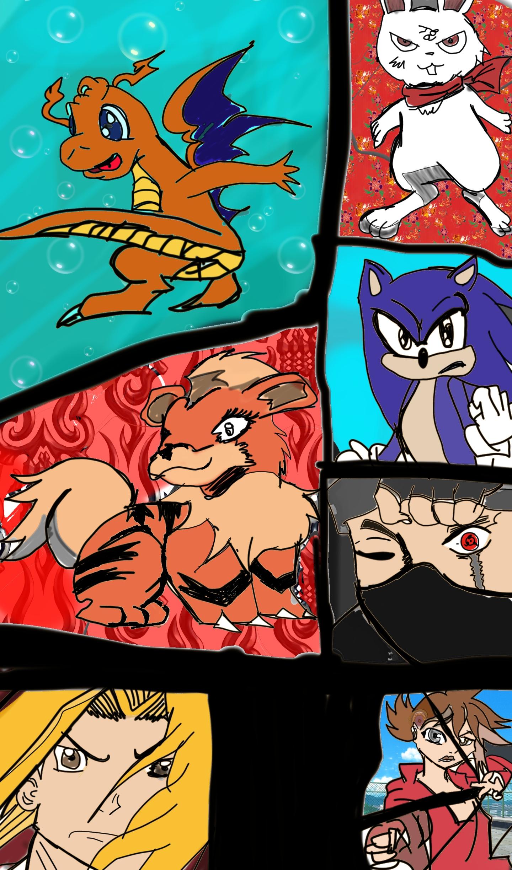 animefanart by artfreakjess1