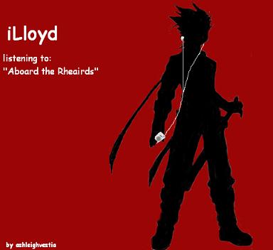 iLloyd by ashleighvestia