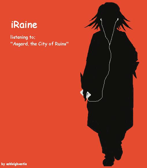 iRaine by ashleighvestia
