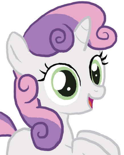 Sweetie Belle by autumnskies