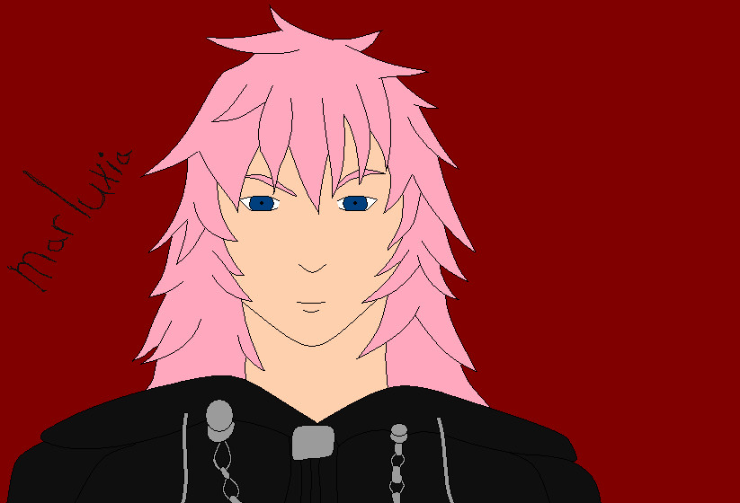 Marluxia by axel458