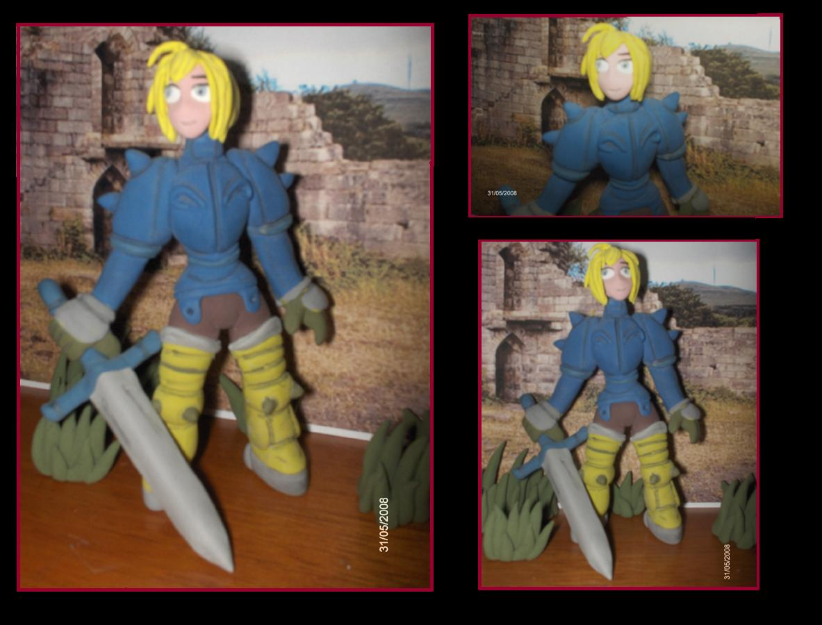 Ramza  FFT by axelgnt