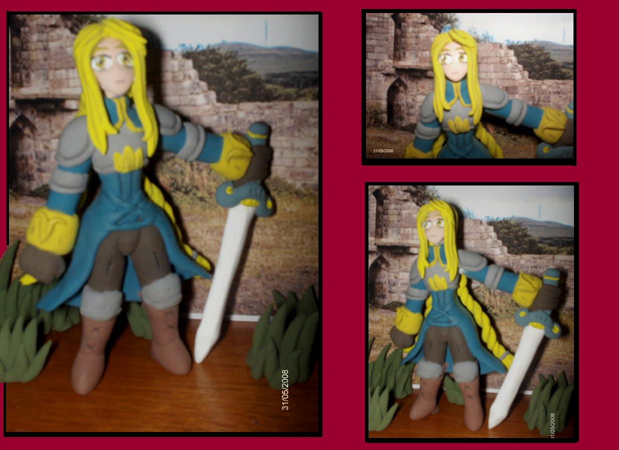 Agrias by axelgnt