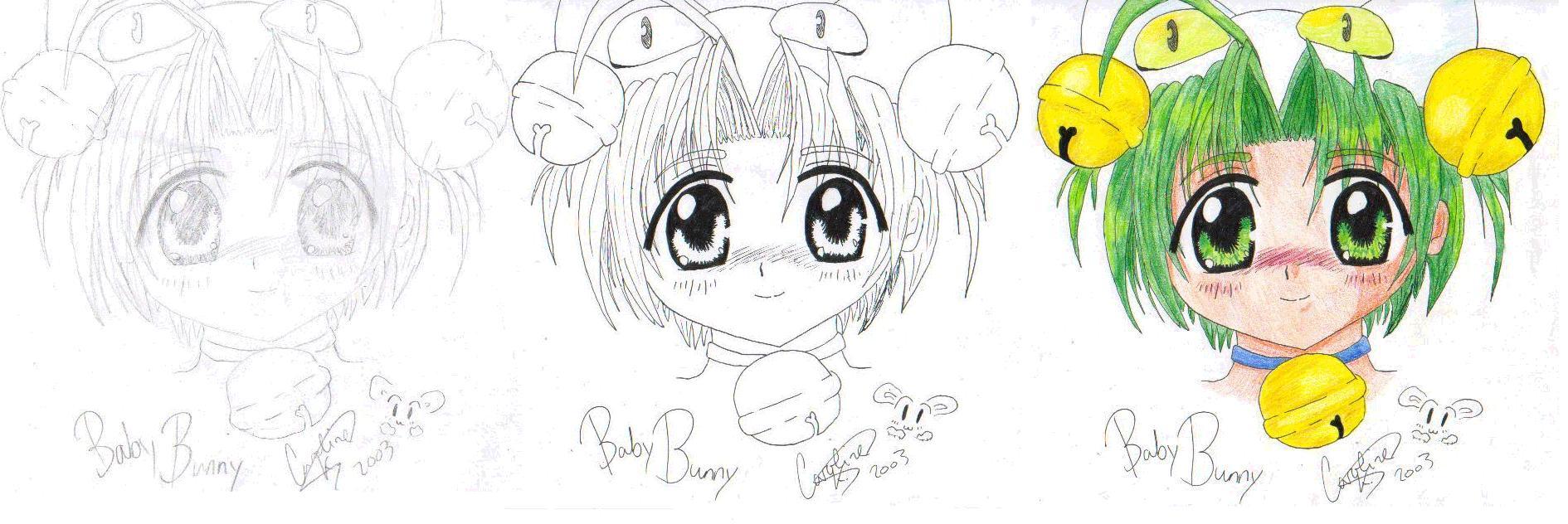 Dejiko! by Baby-Bunny