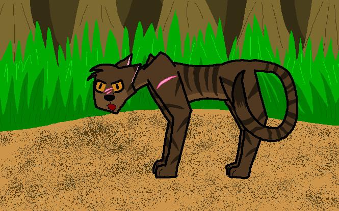 Tigerclaw by Badgerclaw