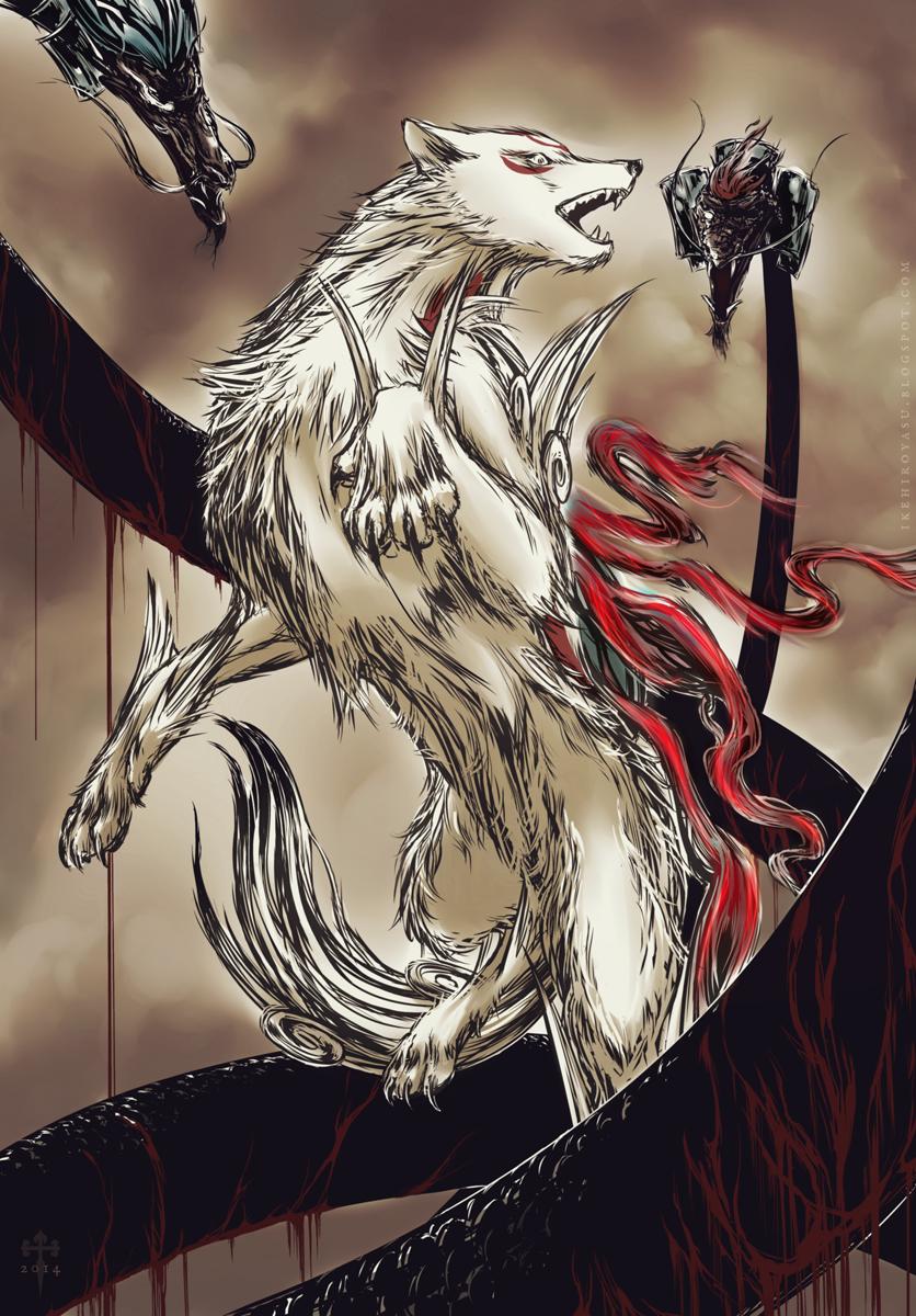 : goddess : by BastardPrince