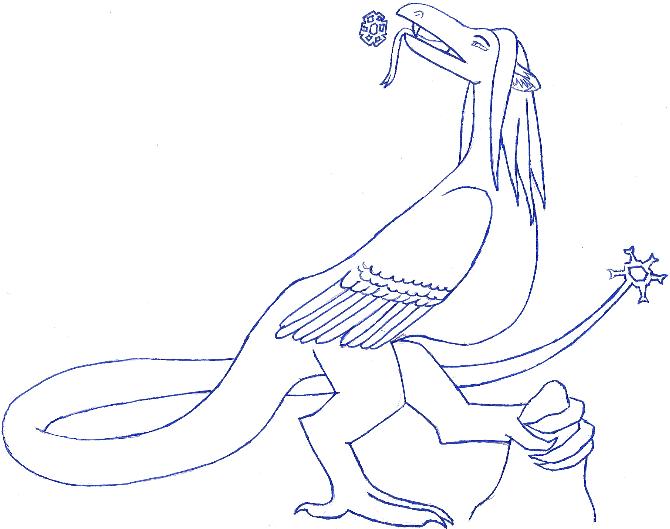 Vexen Dragon by Batdragon
