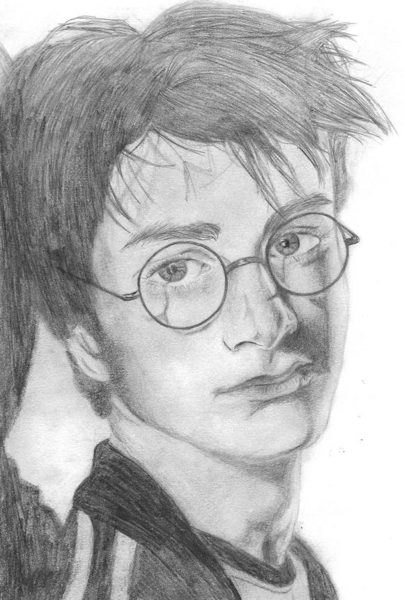 Harry Potter - Daniel Radcliffe by Beautiful_Pain