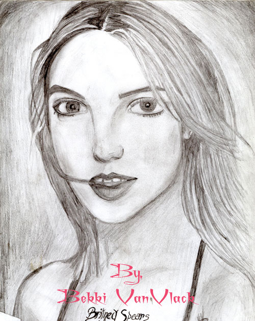 Britney Spears by BekkiVV