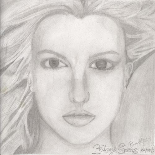 Britney 3 by BekkiVV