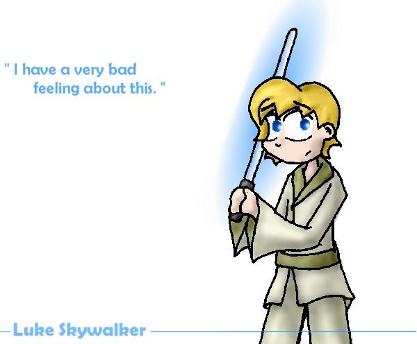 ANH -Luke by BethStar