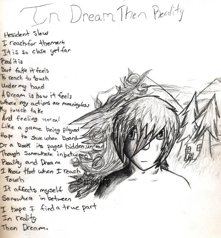 In Dream Then Reality by Birdsfly